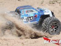 ARRMA Nero Monster Truck Review 7
