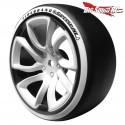 FireBrand RC SUPERSKUNK D2 Drift Tires 2