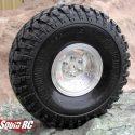 Gear Head RC 1.55 Vintage Sawblade Wheels 2