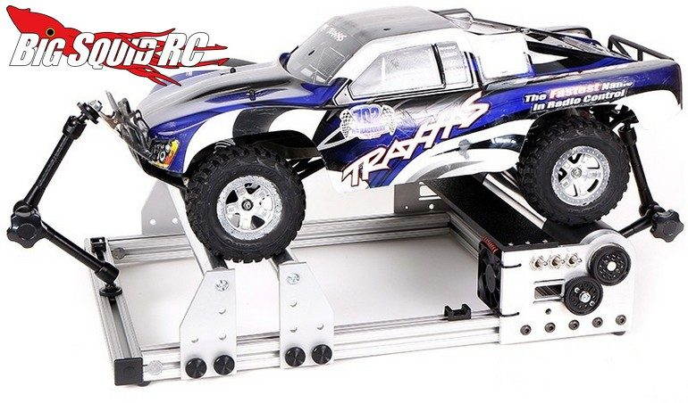 McPappy Racing Chassis Dyno Version 2
