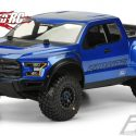 Pro-Line Pre-Painted Pre-Cut 2017 Ford F-150 Raptor Body 3