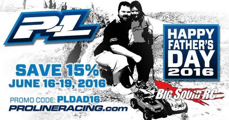 Pro-Line father's day sale