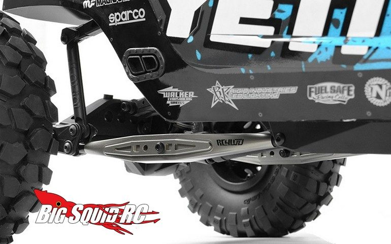 RC4WD Rear Trailing Arms Axial Yeti