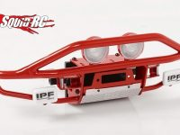 RC4WD Rough Stuff Limited Edition Red Metal Front Bumper TF2