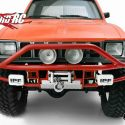 RC4WD Rough Stuff Limited Edition Red Metal Front Bumper TF2 4