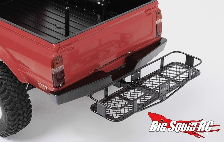 RC4WD Scale Rear Hitch Carrier