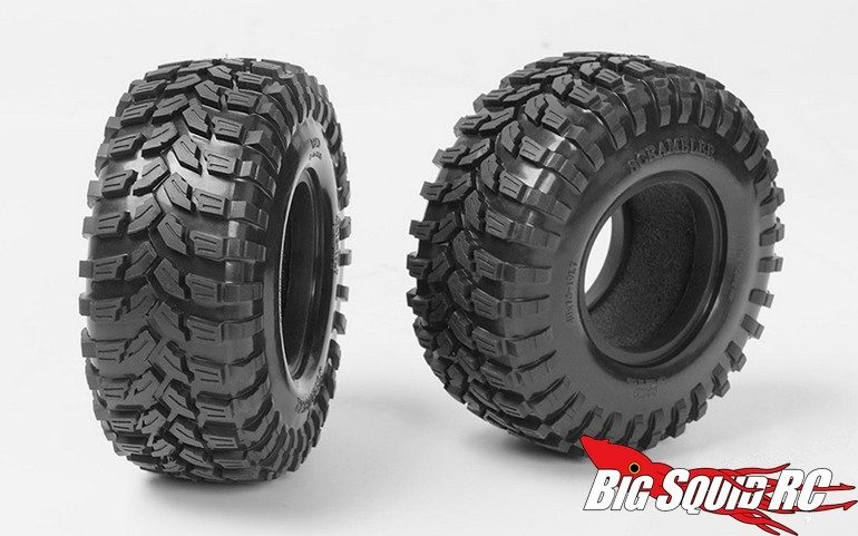 RC4WD Scrambler Offroad 1.9 Scale Tires