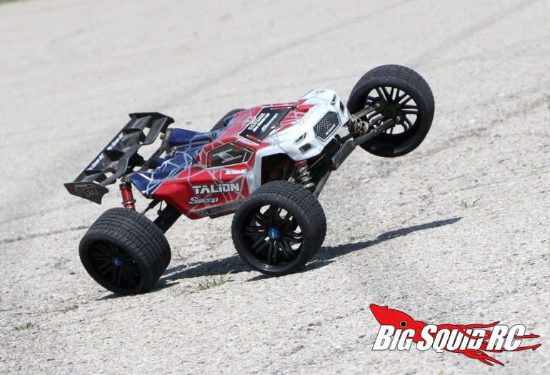 Sweep Monster Truck Road Crusher Belted Tires