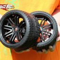 Sweep Road Crusher Belted  Monster Truck Tire Review 2