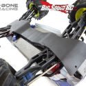 T-Bone Racing Rear Chassis Brace Traxxas E-Maxx 2