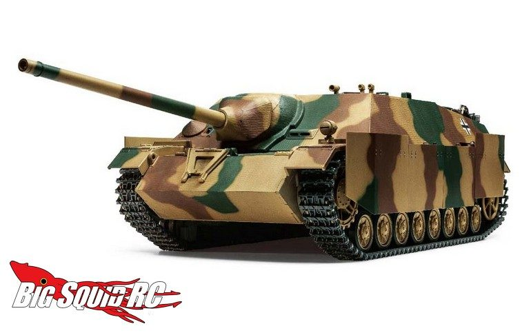 Jagdpanzer IV/70(V) Lang Full Option Tank Kit