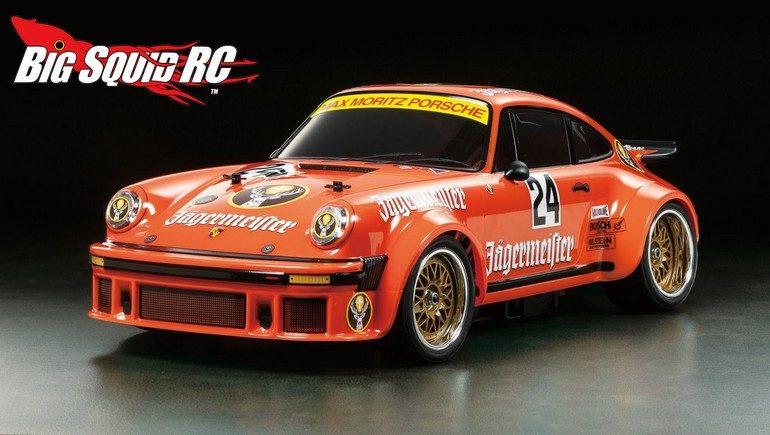 Tamiya Porsche 934 Jagermeister TA02SW