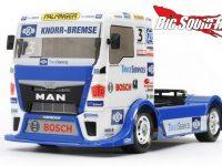 Tamiya Team Hahn Racing MAN TGS