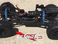 Xtreme Racing Carbon Fiber Frame Axial RR10