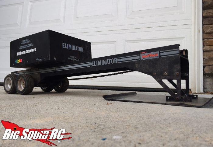 eliminator-pulling-sled