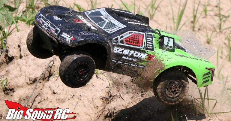 2016 ARRMA Senton BLX Short Course Truck Review