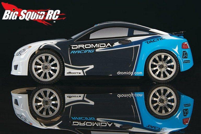 Dromida 18th Scale Touring Car
