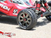 Review Duratrax 8th scale buggy tires