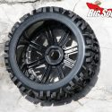 Duratrax Lockup Buggy Tire Review 7