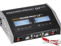 Hitec Power Peak D7 AC/DC Charging Station