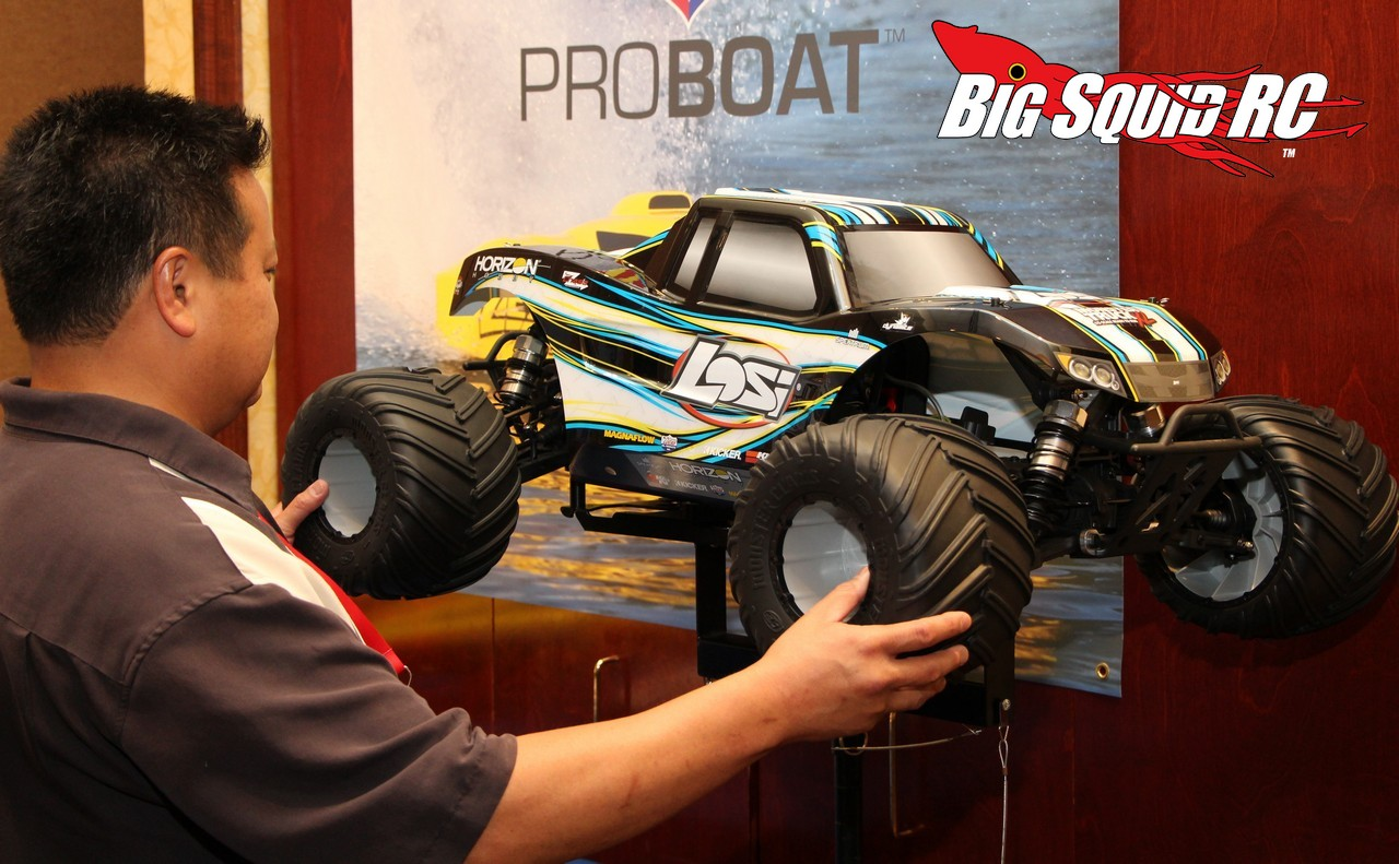 Horizon Hobby Booth At The 2016 HobbyTown USA Convention