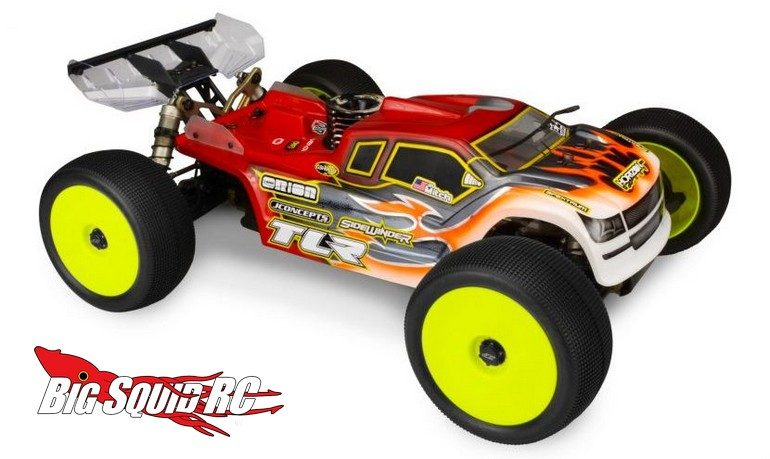 JConcepts Finnisher TLR 8ight-T 4.0 Body