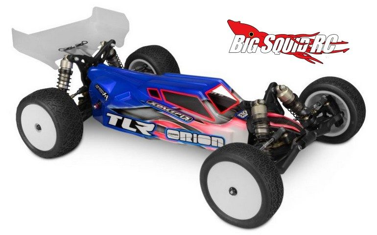 JConcepts TLR 22 3.0 Worlds Body