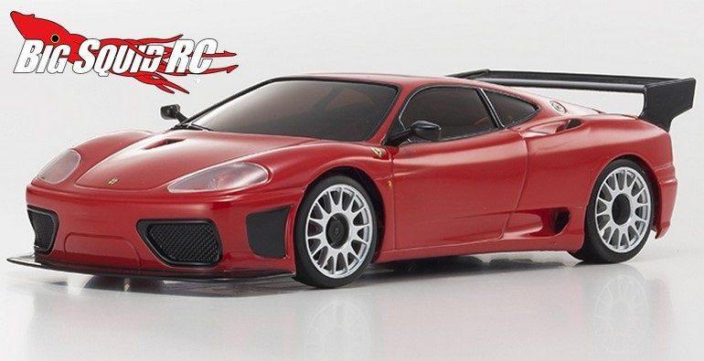 Kyosho Ferrari 360 GTC