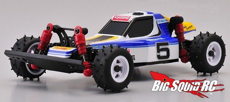 Kyosho Optima Mini-Z Readyset