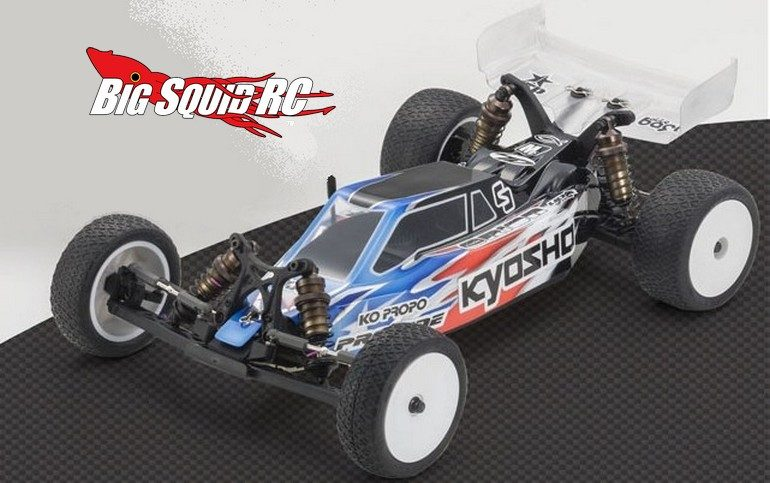 Kyosho ULTIMA RB6.6 Buggy