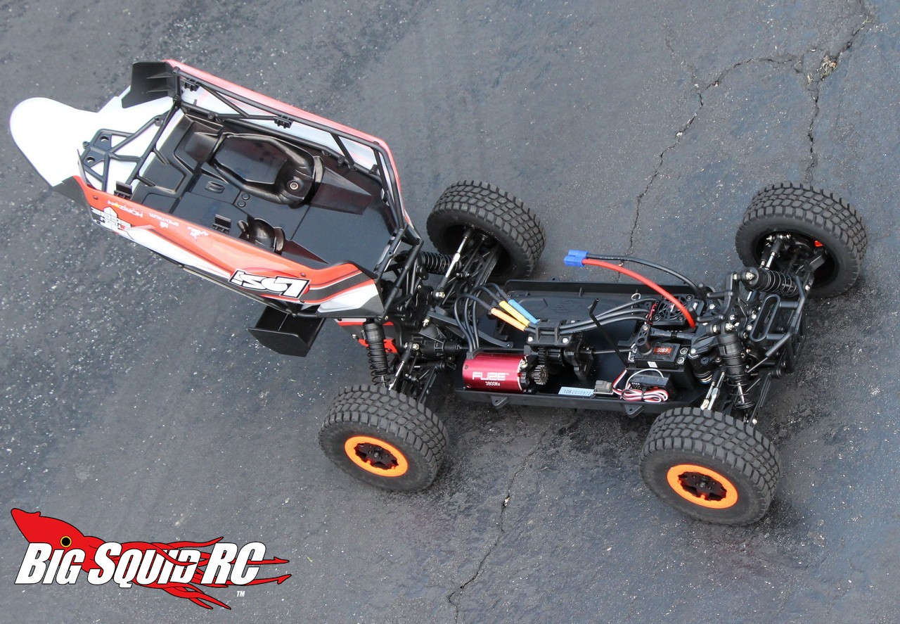 Unboxing The Losi Ten Scbe Buggy 171 Big Squid Rc Rc Car