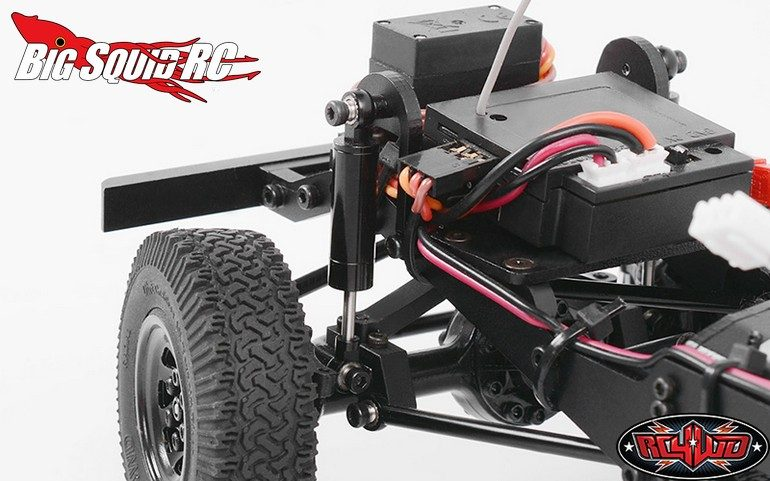 RC4WD Ultimate Mini Scale Shocks