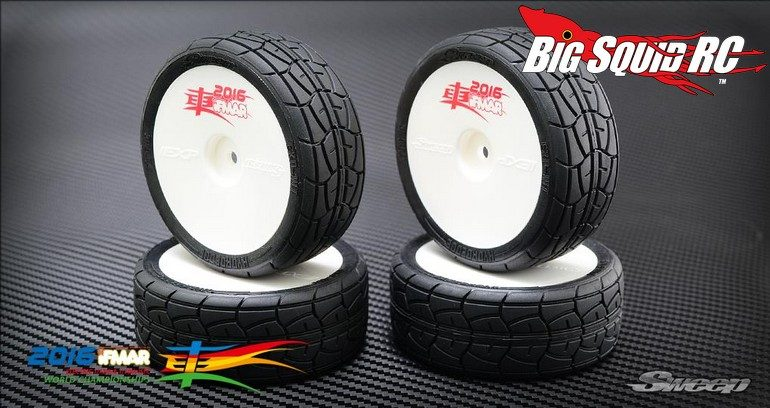 "Sweep Racing ""HYDROEDGE"" Rain Tires"