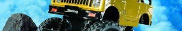 50th Anniversary Suzuki Jimny