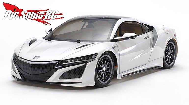 Build A Dodge Truck >> Tamiya Acura NSX TT-02 Kit « Big Squid RC – RC Car and Truck News, Reviews, Videos, and More!