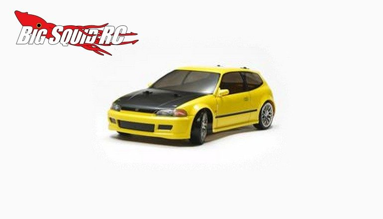 Tamiya Honda Civic SiR (EG6) - TT02D Drift Spec