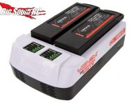 Venom Yuneec Typhoon Q500 Power Station 6Amp Dual Output LiPo Battery Charger