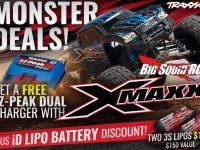 X-Maxx Deal