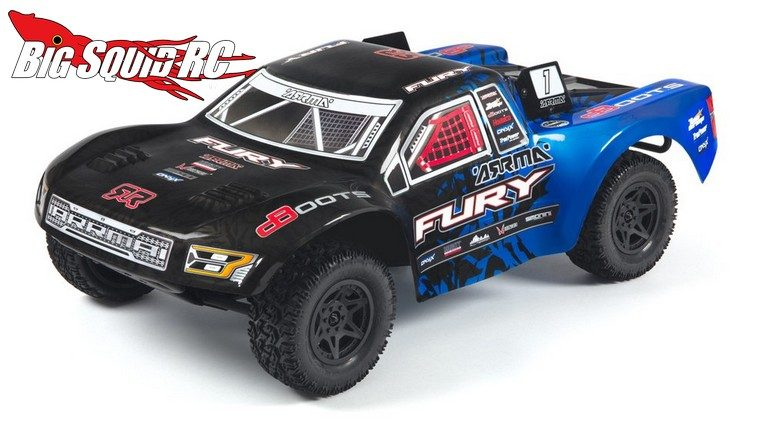 2016 ARRMA Mega Series Fury
