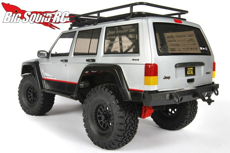 Axial Racing 2000 Jeep Cherokee Body