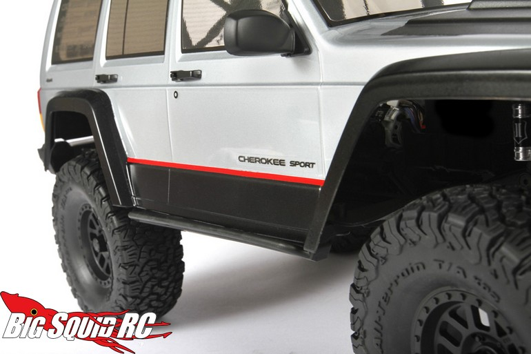 Axial Racing 2000 Jeep Cherokee Body « Big Squid RC – RC ...