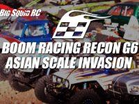 Boom Racing Asian RECON G6