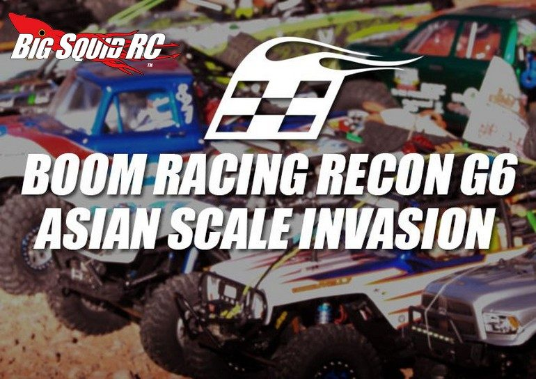 Boom Racing Asian RECON G6