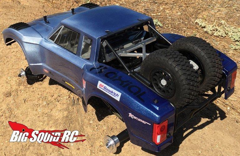 Driven Pro Aluminum rear cage mount Yeti Trophy Truck
