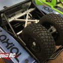 Driven Pro Aluminum rear cage mount Yeti Trophy Truck 4