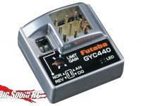 Futaba GYC440 Surface Stability Control Gyro System