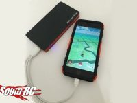 Hitec Pokemon Go Multi Jump Charger USB Output