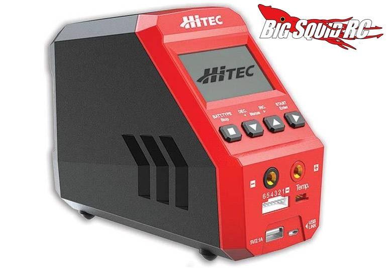 Hitec RDX1 AC/DC Battery Charger