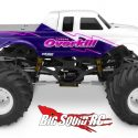 JConcepts 1993 Ford F-250 SuperCab Monster Truck Body 3