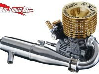 OS 21XZ-B Speed Spec II Gold Edition Engine